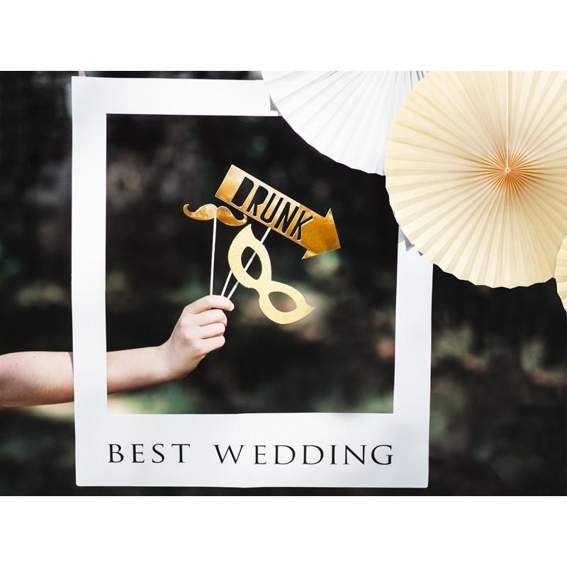 Set Rama Foto, Props si Baloane Wedding