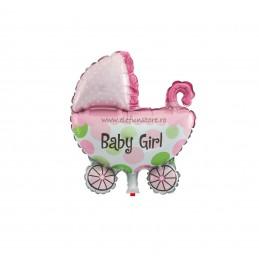 "Balon Mini Carucior ""Baby Boy"""