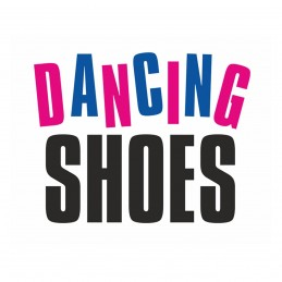 Set 2 Stickere Pantofi Dancing Shoes