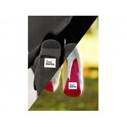 Set 2 Stickere Pantofi SOULMATES