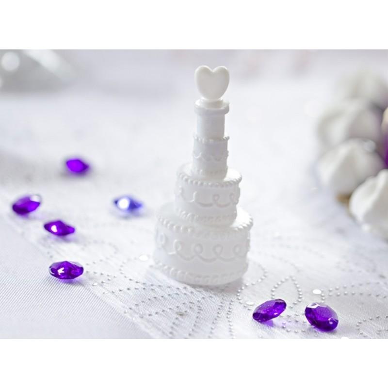 Baloane de Sapun Mini Tort Wedding 7.5cm