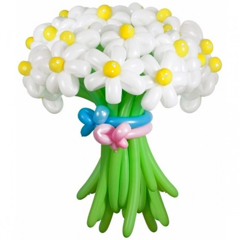 Set 100 Baloane Modelaj Mini Verde Standard
