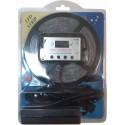 Banda LED 5m cu controller - video