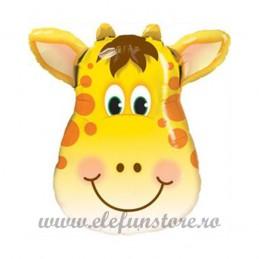 Balon Figurina Girafa Medie 55cm