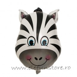 Balon Figurina Zebra 60cm