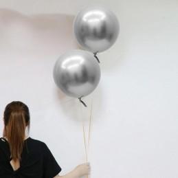 Balon BOBO Argintiu 45 cm