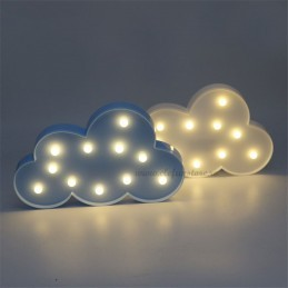 Decoratiune LED Norisor Bleu