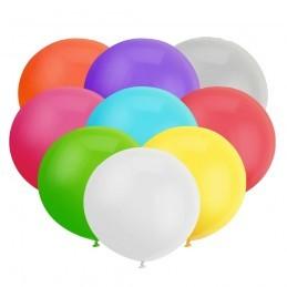 Set 50 Baloane Jumbo Multicolore Standard 48 cm