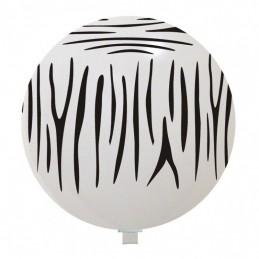 Balon Jumbo Dungi Zebra