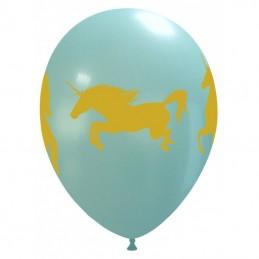 Set 10 baloane Unicorni