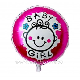 "Balon "" Baby Boy "" Bleu"