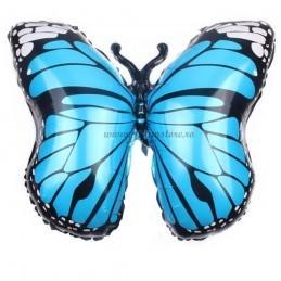 Balon Fluturas Albastru
