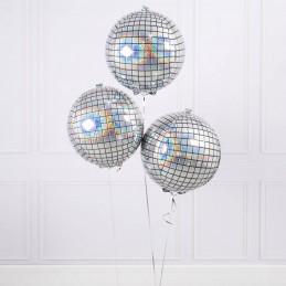 Balon Sfera 3D Glob Disco 60cm