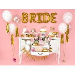 Set 5 baloane Bride To Be Roz