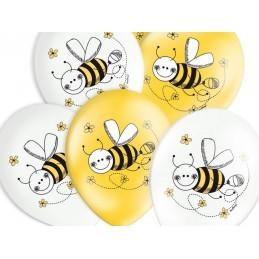 Set 5 baloane Albinuta