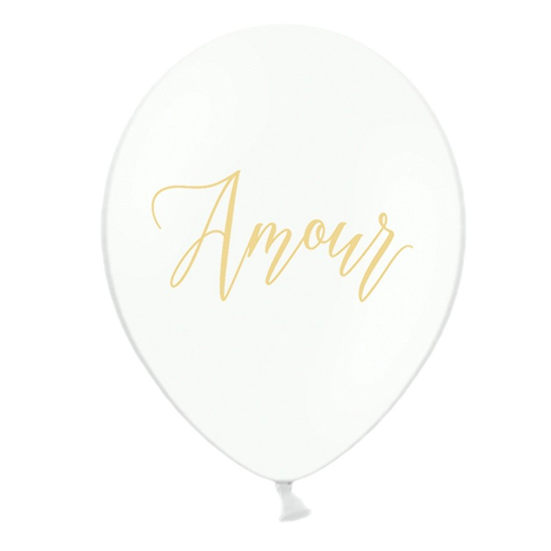 Set 5 baloane Amour