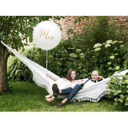 Balon Jumbo Mrs Auriu 1m