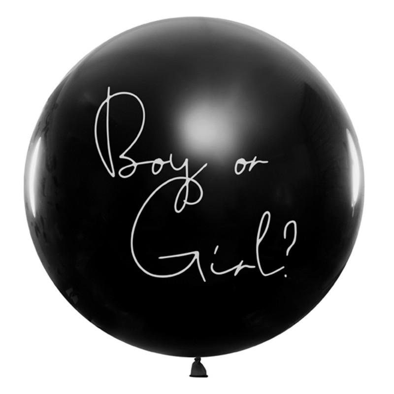 Balon Jumbo Girl or Boy ? - Fetita