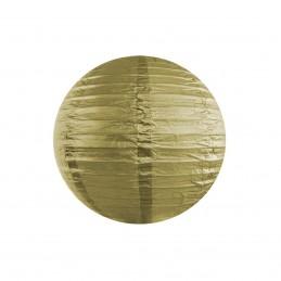 Lampion Auriu 20cm