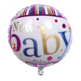 Balon cu dungi, New Baby