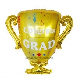 Balon Cupa Congrats Absolvire