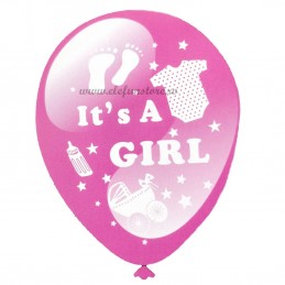 Balon Jumbo It's a Girl 45cm