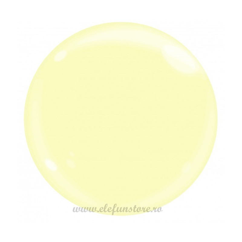 Balon BOBO Galben Cristal 45 cm