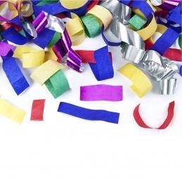 Tun confetti mix multicolore 40 cm
