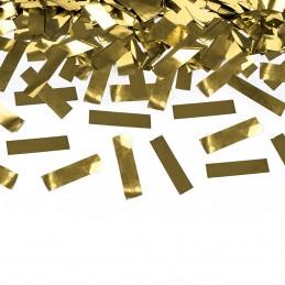 Tun confetti lamele aurii 40 cm