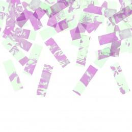 Tun confetti lamele iridiscente 60 cm