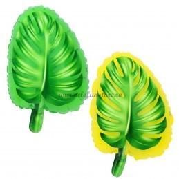 Balon Frunza Palmier 50 cm Verde