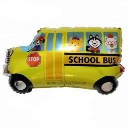Balon Autobuz Scolar 67cm