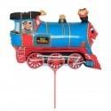 Balon Mini Trenulet cu bat