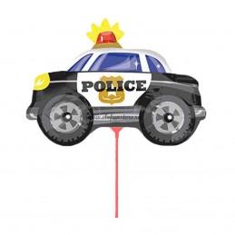 Balon Mini Masina Politie cu bat