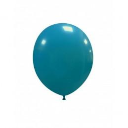 Set 100 Baloane Turcoaz 13 cm