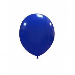 Set 100 Baloane Albastru Inchis 13 cm
