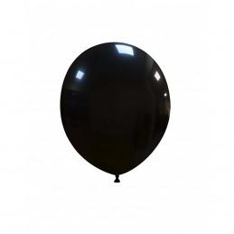 Set 100 Baloane Negre 13 cm