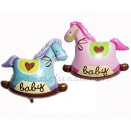 Balon Mini Figurina Calut Baby Girl Roz