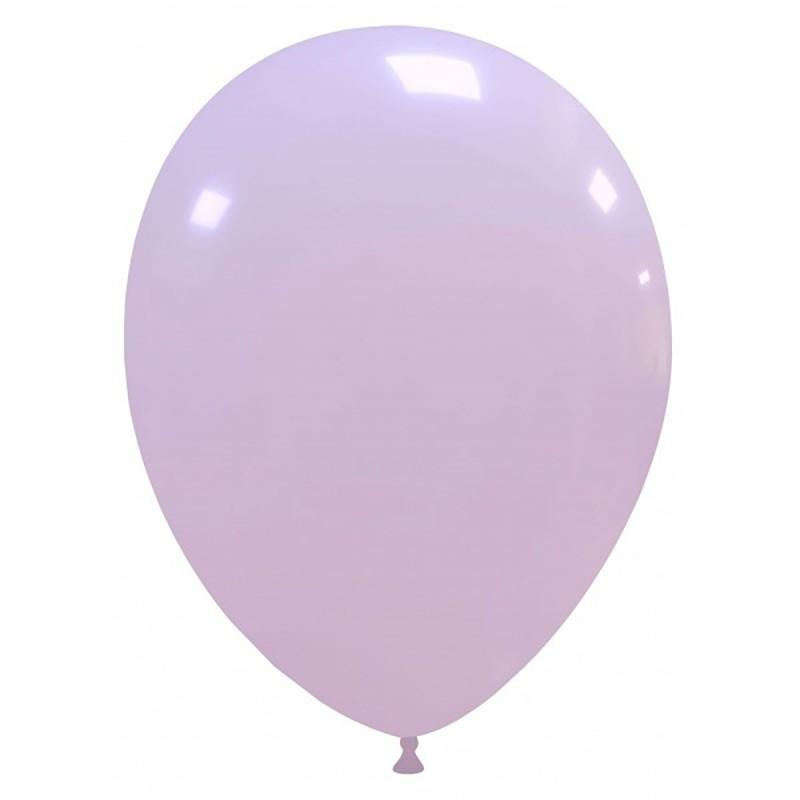 Set 100 Baloane Pastel Lila 30cm