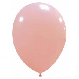 Set 100 Baloane Pastel Baby Pink 30cm