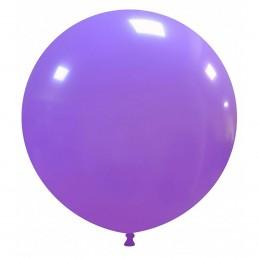 Set 50 Baloane Jumbo Lavanda 48 cm