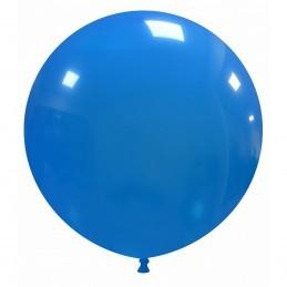 Set 50 Baloane Jumbo Albastru Deschis 48 cm