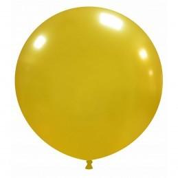 Set 50 Baloane Jumbo Aurii 48 cm