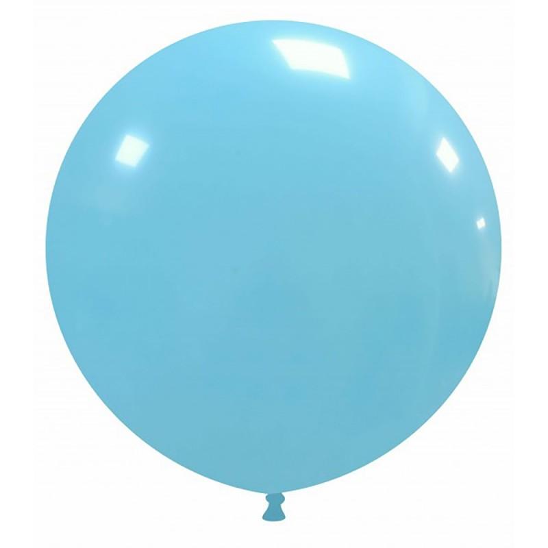 Set 50 Baloane Jumbo Bleu 48 cm