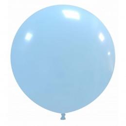 Balon Jumbo Bleu 80 cm