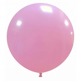 Balon Jumbo Roz 80 cm