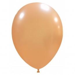 Baloane Metalizate Peach 26 cm