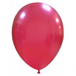 Baloane Metalizate Burgundy 26 cm