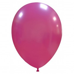 Baloane Metalizate Magenta 26 cm