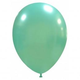 Baloane Metalizate Aqua 26 cm
